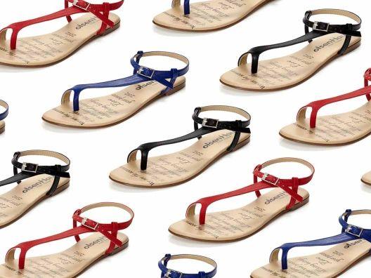 Journey Vegan Sandals by olsenHaus by