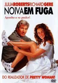 BOAS NOVAS: Noiva em Fuga - 1999
