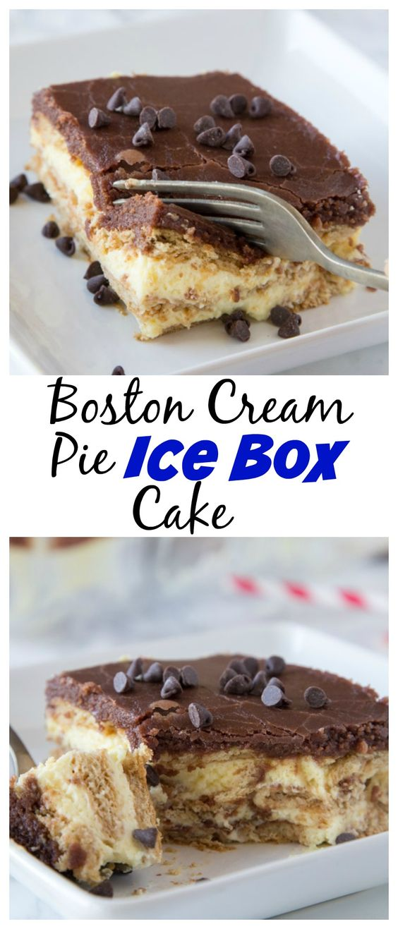 box cake boston cream cream pies boston pies ice boxes cream the works ...