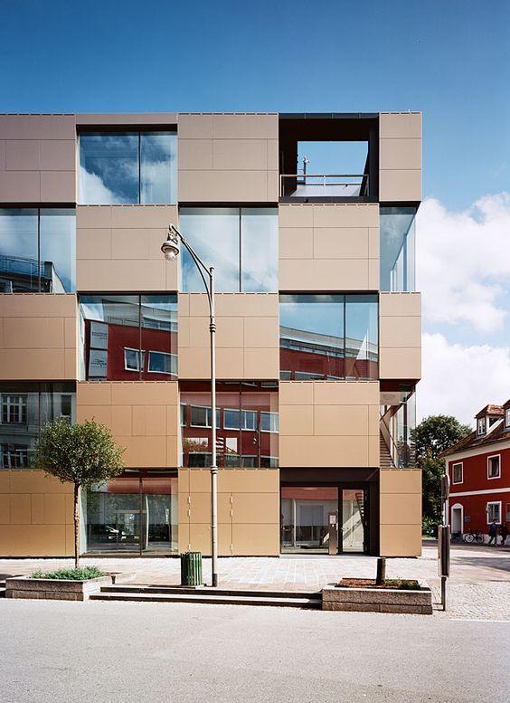 NIK office Building   Graz, Austria   Atelier Thomas Pucher