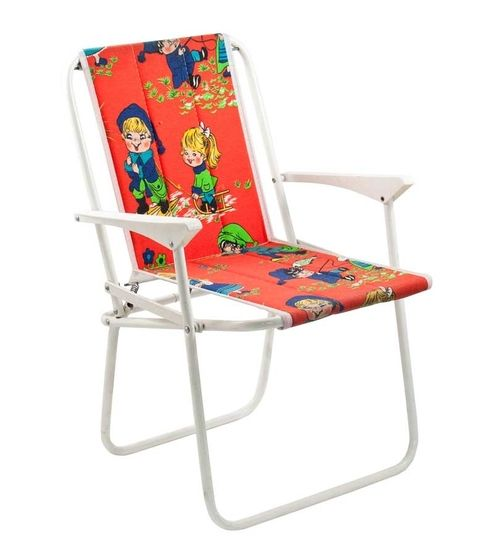 Vintage klapstoel  u0026#39;kinderen u0026#39;   De Oude Speelkamer   Ouderwets herkenbaar   Pinterest   Tuin