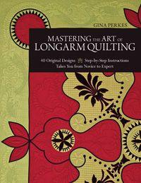 Longarm Quilting Book