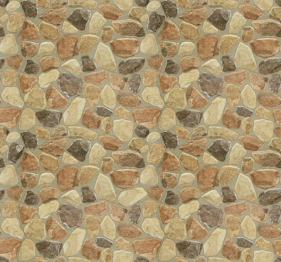Texture seamless stone wall