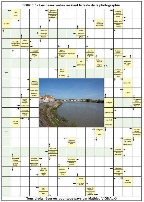 Niveaux De Vie Mots Fleches : niveaux, fleches, GONANISSIMA, FLECHES, QUALIMOTS.NET, Fléchés, Imprimer,, Facile,, Fleches