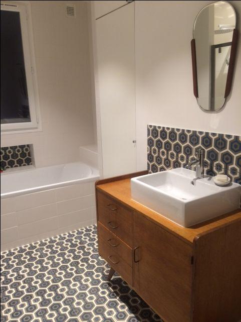 les 17 meilleures images concernant bahya carreaux ciment carrelage de ciment et tuile. Black Bedroom Furniture Sets. Home Design Ideas
