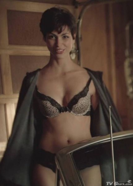 Morena Baccarin GQ Sexiest Actresses Pinterest