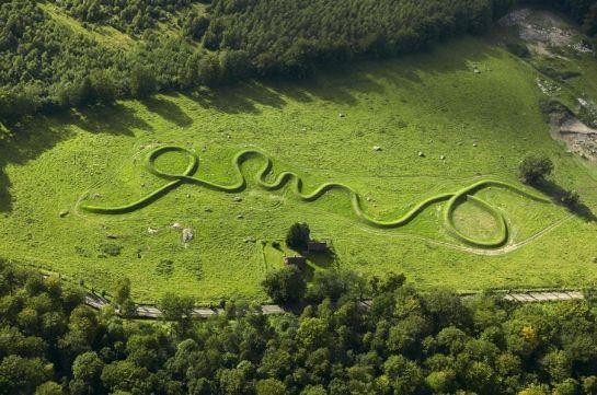 landscape, terrain: Lin S Earthwork, Earthworks Landscape, Designed Landscapes, 11 Minute, Photographers Artists, Art Artists