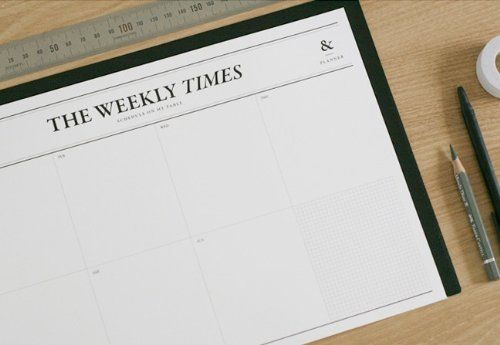 The Weekly Times Desk Notepad seeso http://www.amazon.com/dp/B00AKJ70FO/ref=cm_sw_r_pi_dp_VIqUub169BWY2