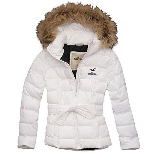 hollister femme point dume puffer jacket veste jaquette blouson manche longue blousons. Black Bedroom Furniture Sets. Home Design Ideas
