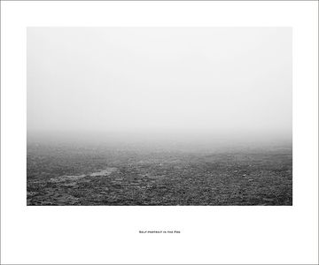 Self-Portrait in the Fog
