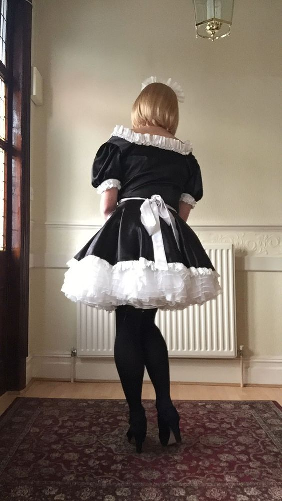 Musings of a sissy maid