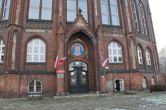 Лицей в Гданьске