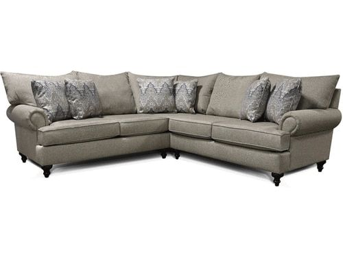 Rosalie Sectional Available At Marty Rae Furniture Galleries And Home Decor Showroom At 1144 Broughton Str England Furniture Living Room Sectional Sectional
