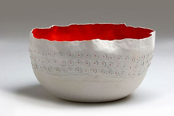 Pinch bowl by Imiso Ceramics: