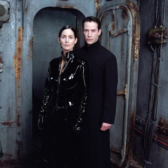 The Matrix, Keanu Reeves And Movies On Pinterest