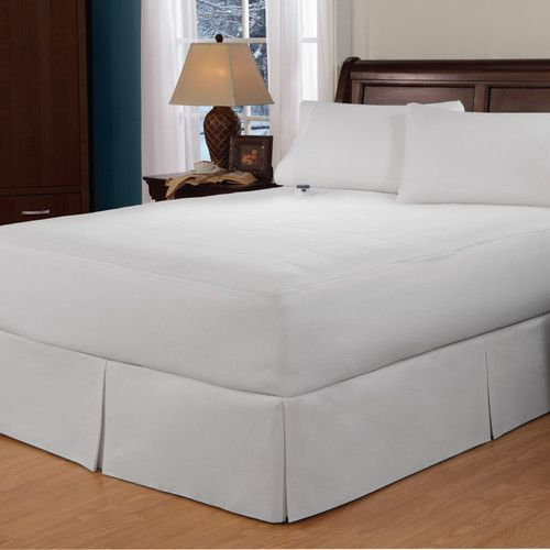 Perfect Fit Industries Soft Heat Cotton Sateen 250 Thread Count Warming Pad