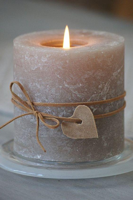 voor het jaar 1880 moest je alles verlichten met kaarsen ...