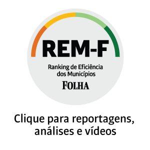 REM-F - Ranking de Eficiência dos Municípios - Folha de S.Paulo