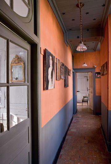 Pinterest the world s catalog of ideas for Quelle couleur pour agrandir un couloir
