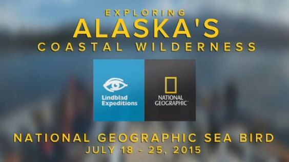 Official Tour Video from the Lindblad Expedition / National Geographic Voyage… August 2016  Love, love, love