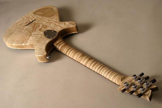 Frank Hartung Guitars - ENIGMA GuitAri