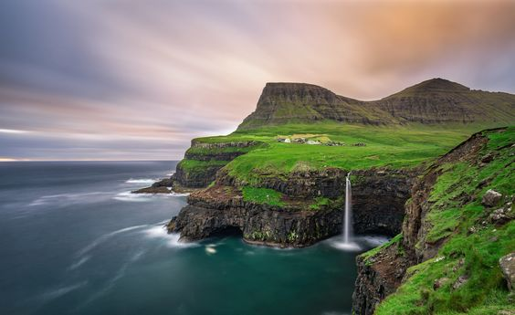 Les paysages sauvages des îles Féroé : 30 sites naturels étonnants et méconnus en Europe - Linternaute