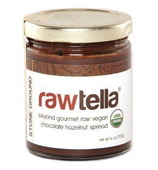 yumx1000 #Rawtella - Beyond Gourmet Raw Chocolate Hazelnut Spread