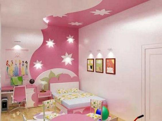 Ideas de decoración de habitaciones para niñas entre 8 y 10 años 2