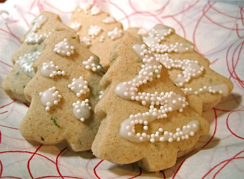 Rosemary Lime Cookies - The Sensitive Pantry - Gluten-free, Egg-free ...