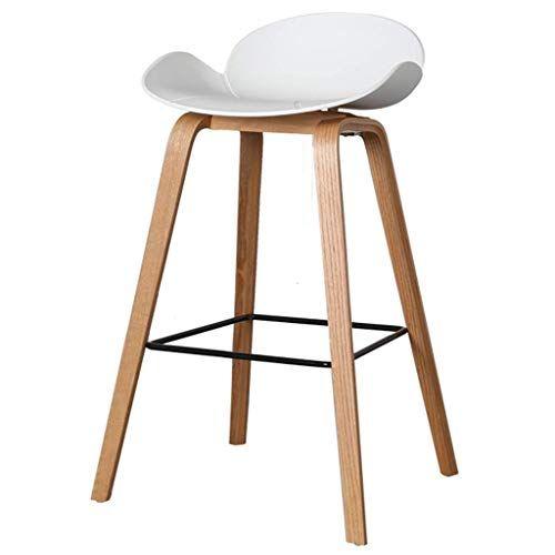Casual Seating Chair Bar Chair High Chair Wooden Bar Counter