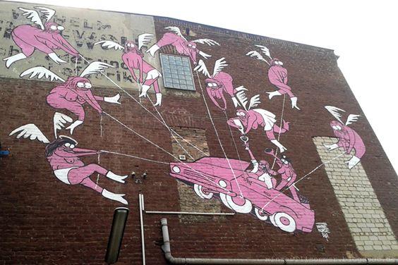 Street Art I Wayne Horse I Willehad Eilers I cologne streetart streetartcologne urbanart köln ehrenfeld