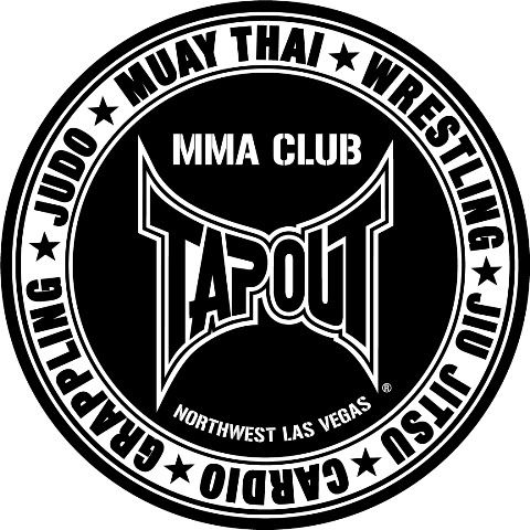 tapout logo red mma - photo #21