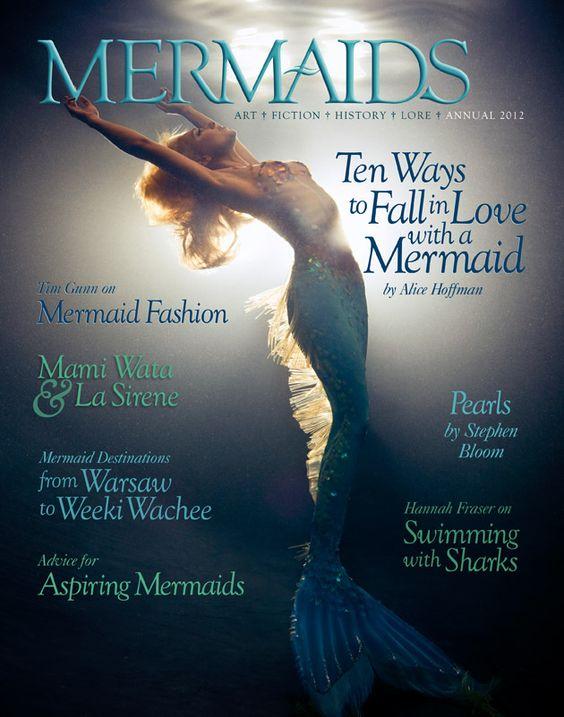 MERMAIDS magazinecover