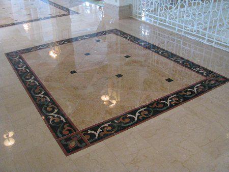 Most Beautiful Tile Floors | 904-Tile and Marble Work | floor designs |  Pinterest | Tile flooring, Marble floor and Floor design
