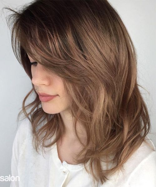 Prettiest New Mid Length Hairstyles 2019