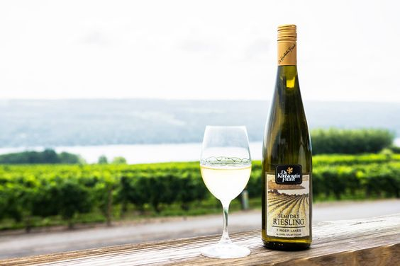 Produced in one of the most prestigious wineries in the Finger Lakes region, the @drfrankwine  2014 Semi Dry Riesling received a 90-point rating from WE! This lip smacking, juicy wine is a must have for even the most elegant occasions. Drink now! http://bit.ly/1OUulcl (Sponsored).