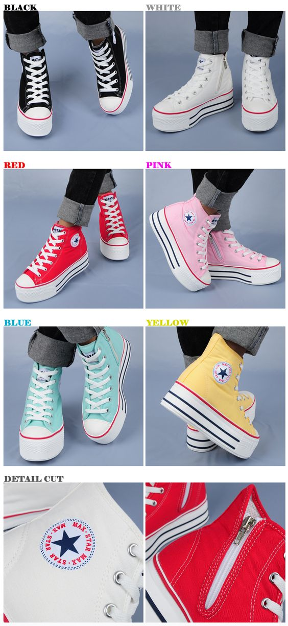 platform converse I DO NOT KNOW WHAT TO SAY ABOUT THESE..........
