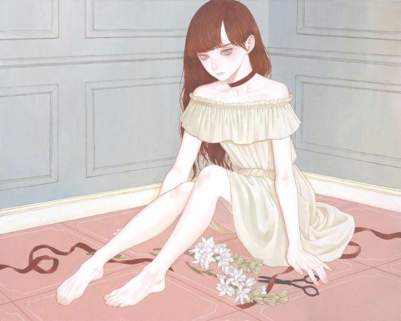 [I'm the Girl Anachronism] 026ba367a4297796a2cef470daa70e59