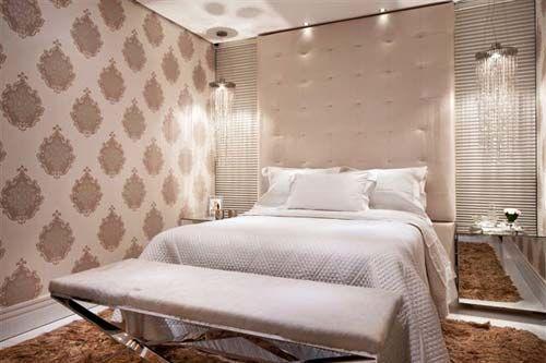 cabeceiras de cama de casal escuras - Pesquisa Google