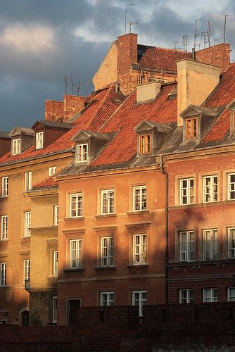 Warsaw Poland I Think It Is One Of The Most Beautiful Places I Have Ever Gone Places To Go