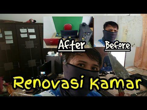 Renovasi Kamar Berantakan Menjadi Rapi Ala Studio Part 1 Youtube Di 2020 Youtuber Youtube Renovasi