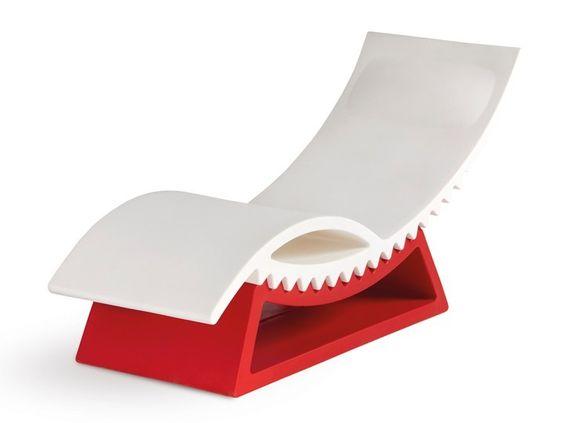 tac beistelltisch & untergestell für liege tic in & outdoor slide, Attraktive mobel
