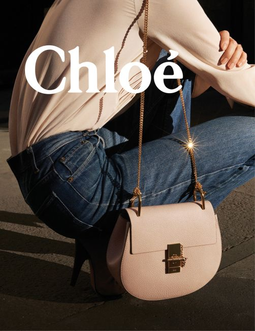 MAP - News – Angelo Pennetta Shoots Chloé Drew Bag Campaign