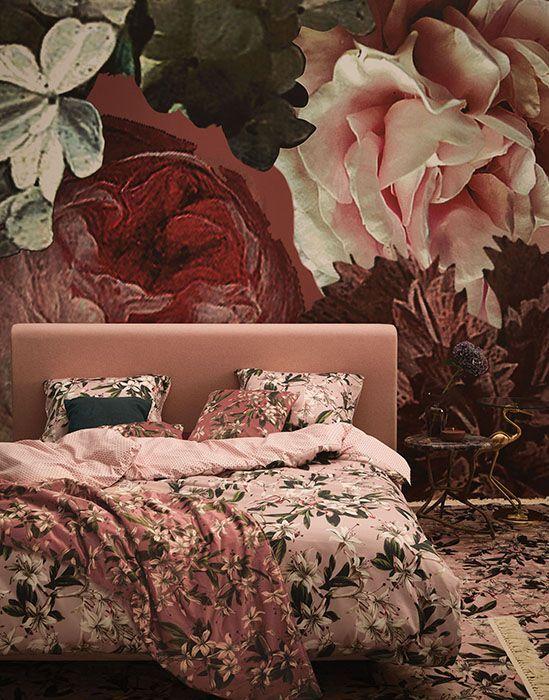 ESSENZA Verano Plaid Dusty Rose | Accessoires | ESSENZA in ...