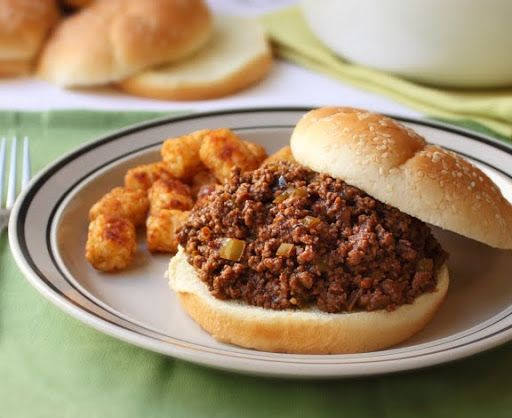 Food Wishes Video Recipes: More Edible Irony: Sloppy Joes, Not that Sloppy