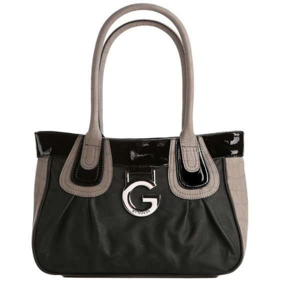 G by GUESS Pommy Color Block Satchel (84 AUD) ❤ liked on Polyvore featuring bags, handbags, satchels, satchel purse, colorblock purse, satchel bags, g by guess handbags and satchel hand bags