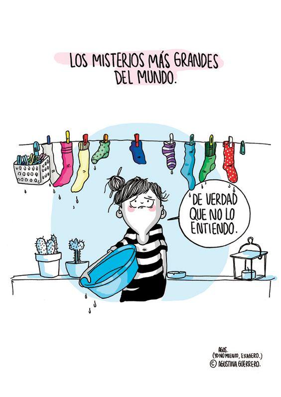 Como la vida misma... (Agustina Guerrero)