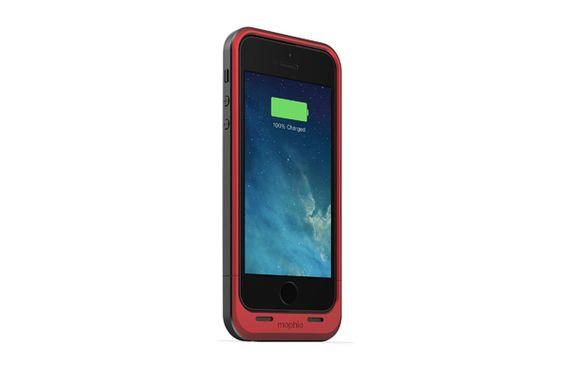 Capa + Bateria 1700 mAh Vermelha iPhone 5 | 88,90€
