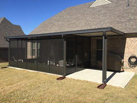 Install Screened In Porch Memphis Tn Maclin Security Doors Screened In Patio Outdoor Screen Room Porch Design