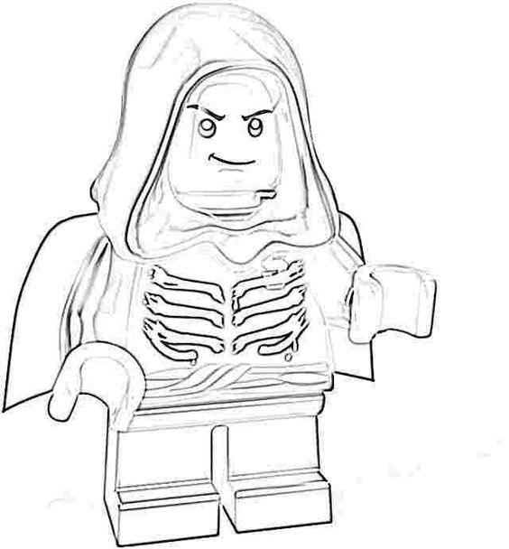 Lloyd Garmadon Ninjago Coloring Pagejpg | lego | Pinterest ...